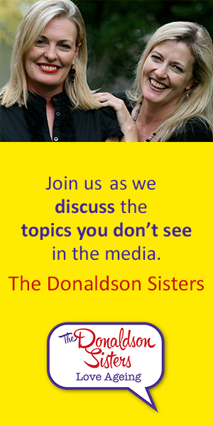 Follow The Donaldson Sisters on Facebook