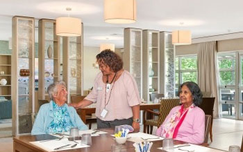 Finding an aged care home